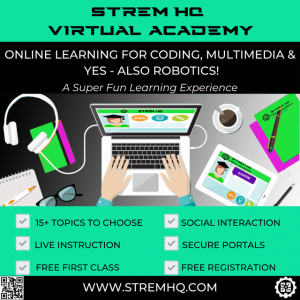 STREM HQ TECH ACADEMY