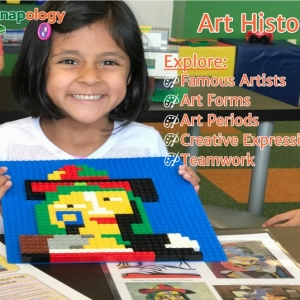 Red Bank, NJ Events: LEGO ® Art and Crafting Camp