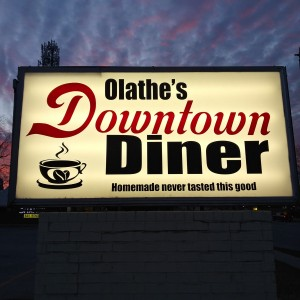 Olathe's Downtown Diner