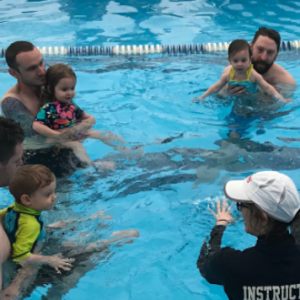 Red Cross Swim Lessons at The Vanderbilt Club