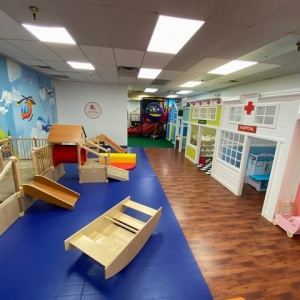 Just play! Indoor playground and café