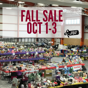 Things to do in Columbia, MO for Kids: JBF HUGE Fall Kids' Consignment Event!, Just Between Friends of Columbia, MO