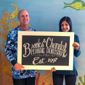 Preston Corners Pediatric Dentistry, Drs. Brooks and Chandak