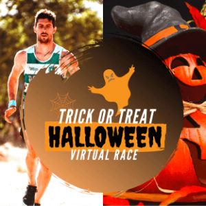 Trick-or-Treat Halloween Virtual Race