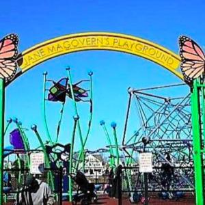 Jane Magovern's Playground