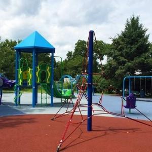 Mitzi and Emily's Playground