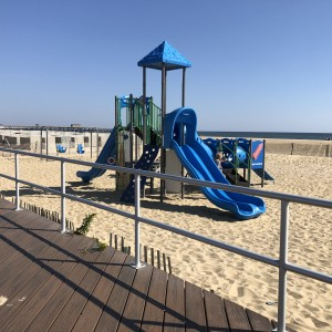 Belmar's Beach Playgrouds