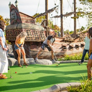 Frankie's Raleigh: Go Karts, Mini Golf and More