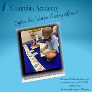 Columbia Academy Elementary and Middle School