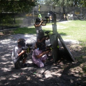 Jungle Games Paintball: Play Some Paintball