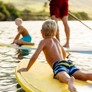 Destination Paddle: Stand Up Paddle Boarding or Kayaking