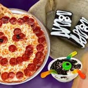 KIDZ BOP + Chuck E. Cheese At Home Halloween Party