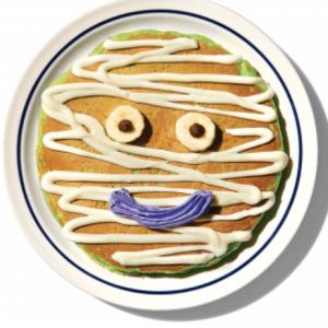 IHOP Keyport: Mummy Pancake