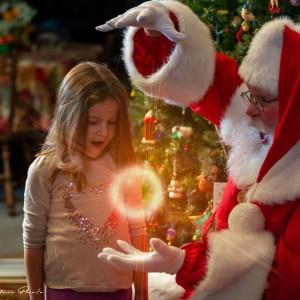 LIVE Virtual Meet & Greet with Santa