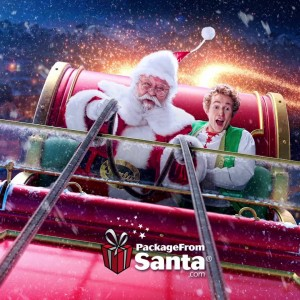 Video From Santa Starring Your Child