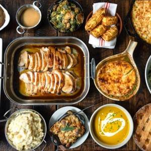 Kitchen 35: Thanksgiving Packages