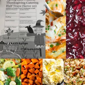 Spring Lake Pizzeria: Thanksgiving Sides