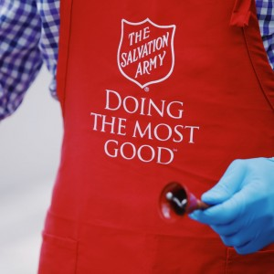 The Salvation Army of Central Maryland: Serve a Meal