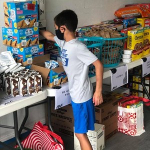 Kids Helping Kids - Pasco County: Non-Perishable Food Drive