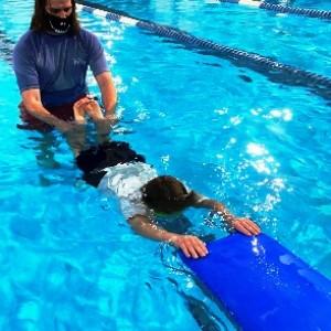 Red Cross Swim Lessons at The Vanderbilt Club