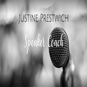 Justine Prestwich, Speaker Coach, Transformational Life Coach