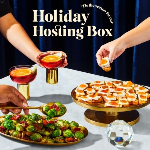 HelloFresh Holiday Hosting Box
