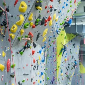 Rokc Climbing Gym Olathe