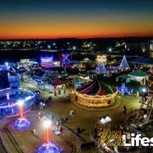 Things to do in Wesley Chapel-Lutz, FL: Holiday Tree and Light Display/Carnival