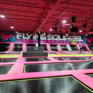 Flying Squirrel Lutz: Toddler Pass, Family Pass, or Gift Cards
