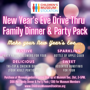 Things to do in Tracy-Manteca, CA: New Years Eve Drive Thru