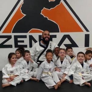 Zentai Martial Arts and After School Program