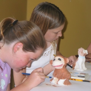 ClayTime: (Summer) Experience it All Craft Camp (Ages 7+)
