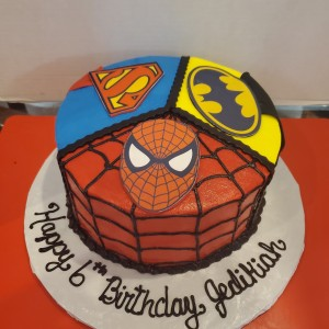 Oh, What A Cake!