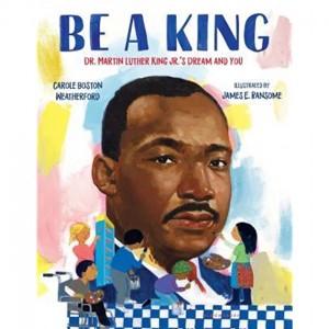 Be a King: Kids Read Aloud