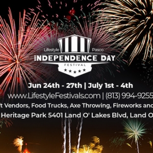 Wesley Chapel-Lutz, FL Events: Pasco Independence Day Festival