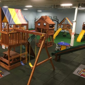 Play N' Learn, Inc.: A Swingset or Trampoline