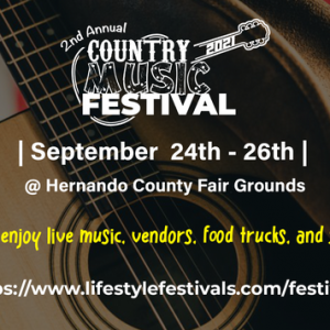 Wesley Chapel-Lutz, FL Events: 2nd Annual Country Music Festival