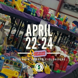 Things to do in Columbia, MO for Kids: JBF Spring & Summer Sale April 22-24, Just Between Friends of Columbia, MO