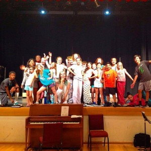 Slayton House Theatre Camp of the Arts: Rising Stars