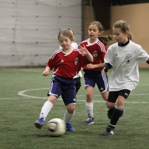 Soccer Dome: Indoor Youth Soccer Camp