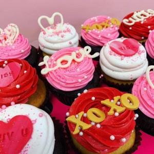 SmallCakes: A Cupcakery - New Tampa: DIY Cupcake Kit or Sweetheart Sampler