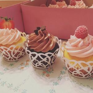 Rosebud Gourmet Cupcakes
