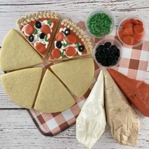 JB's Sweet Addiction: Pizza Cookie Decorating Kit