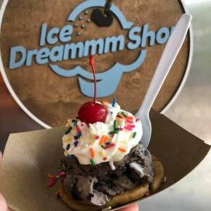 Ice Dreammm Shop: Homemade Ice Cream Treats