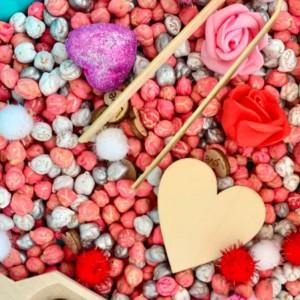 Creative Kids: All you need is LOVE Sensory Bin Refill