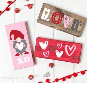 AR Workshop Westfield: Valentine's DIY To Go Kits!
