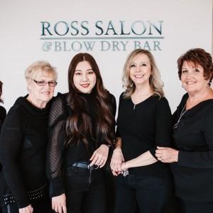 Ross Salon & Blow Dry Bar