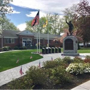 Roselle Park Veterans Memorial Library