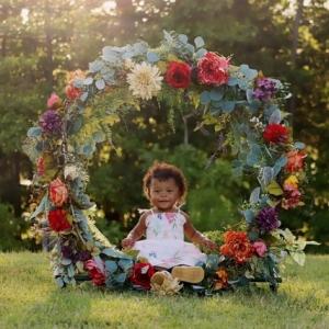Richmond South, VA Events: Floral Hoop Mini Sessions