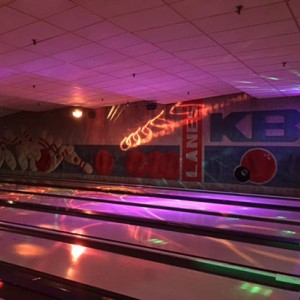 Kingstown Bowl: Bowling Birthday!!